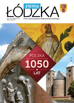 Ziemia Łódzka kwiecień 2016 (nr 172)