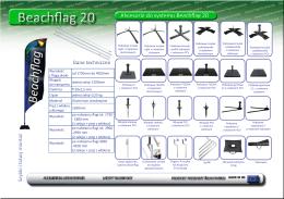 System Beachflag 20