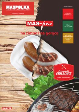 Pobierz pdf - Maspol by kreować smak