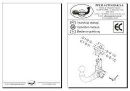 Instrukcja wypinania kuli
