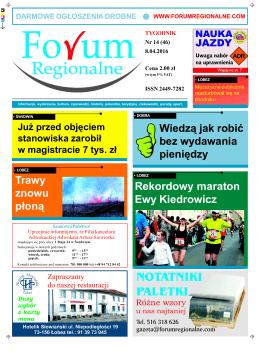 obez - Forum Regionalne