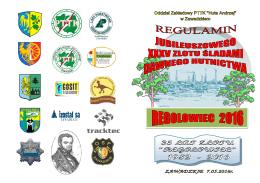 Regulamin - Regolowiec 2016
