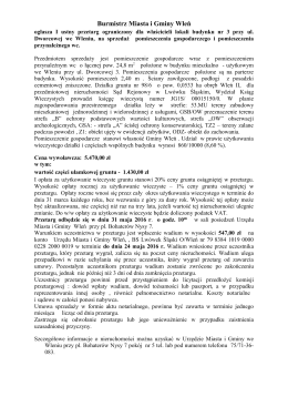 Burmistrz Miasta i Gminy Wleń