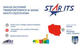 Prezentacja firmy Star ITS - analiza potrzeb transportowych