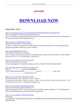 POMI PDF - manualread.in