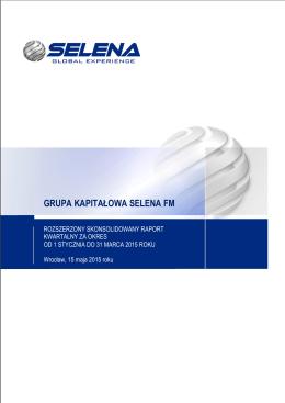Pobierz Raport kwartalny skonsolidowany i jednostkowy