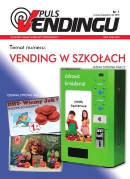 vending w szkołach - Sat-Vend