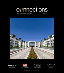 Conrad Algarve Delegate Profiles