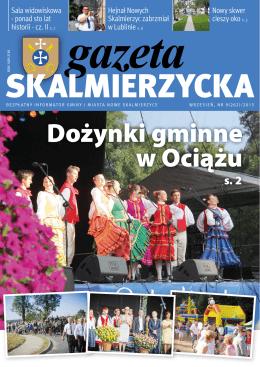 wrzesień 9/2015 - Gmina i Miasto Nowe Skalmierzyce