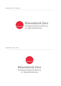 ksiega znaku logo rownoleznikzero