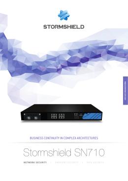 Stormshield SN710 - BIT