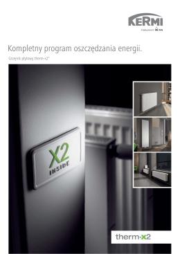 Kompletny program oszczędzania energii