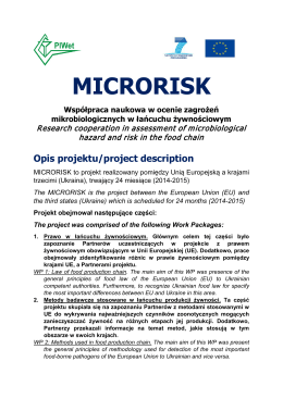 MICRORISK