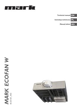 Instrukcje techniczne Ecofan