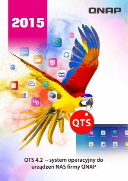 Nowe funkcje QTS 4.2