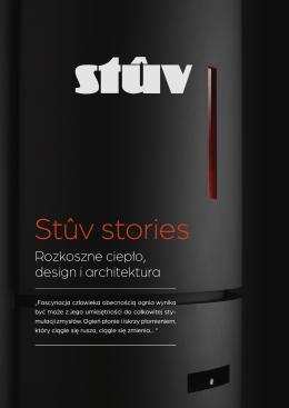 + Stûv Stories - Kominki Kozłowski