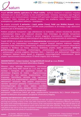 Ulotka_26-27-05-2015_final - Instytut Geodezji i Kartografii
