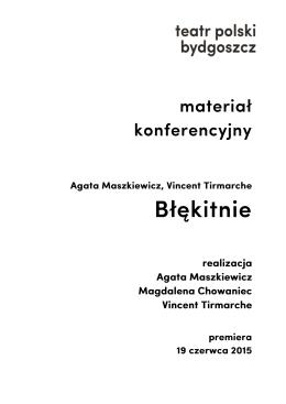 Plik pdf Błękitnie - materiał konferencyjny