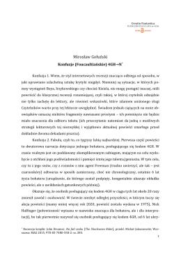 Konfuzje (Foucaultiańskie) 4GH→N