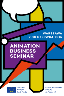 aNIMaTION BUsINEss sEMINar
