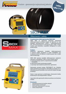 SBOX MAX - Fusion Polska Sp. z oo