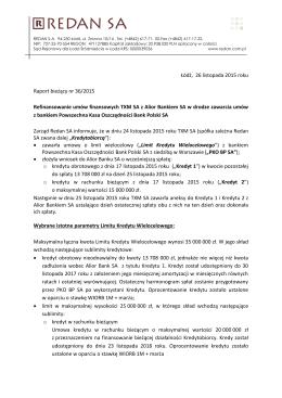 RB 2015_36umowy TXM z PKO BP