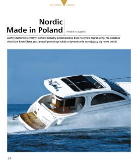 Nordic Ocean Craft