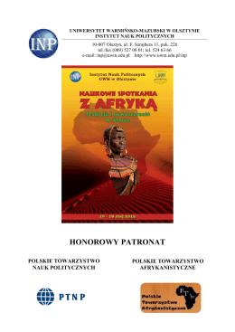 Tradycja i nowoczesność w Afryce. Społeczeństwo