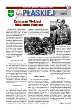 Żołnierze Wyklęci – Niezłomni Patrioci