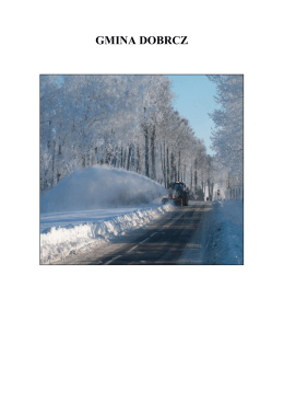 Zimowego utrzymania dróg