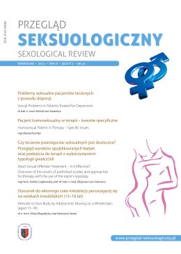Przegląd Seksuologiczny