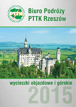 Biuro Podrózy PTTK Rzeszów