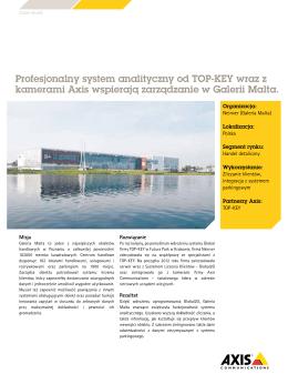 Profesjonalny system analityczny od TOP