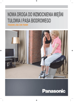 panasonic joba core trainer ++