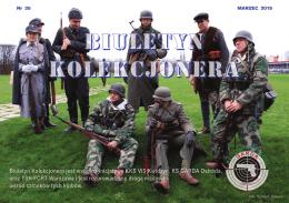 Biuletyn Kolekcjonera nr 35-2015