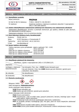PROPAN - Polski Gaz