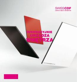 Katalog SwissCDFKatalog (17 stron) pdf / 2,28 MB