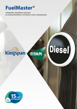 FuelMaster® - Kingspan Environmental