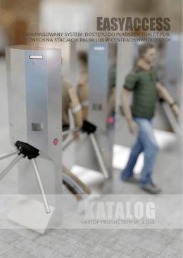 KATALOG - Gastop