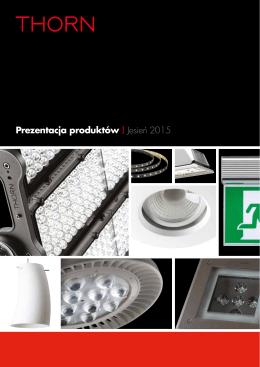 Prezentacja produktów Jesień 2015