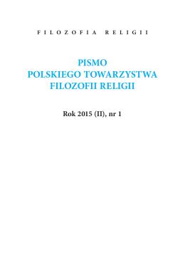 pismo polskiego towarzystwa filozofii religii