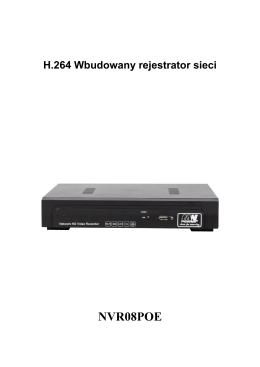 NVR08POE - MW Power