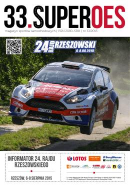 Wersja PDF - Rajd Rzeszowski
