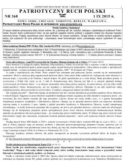 patriotyczny ruch polski nr 368 1 ix 2015 r.
