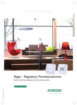Regio – Regulatory Pomieszczeniowe