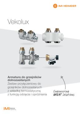 Vekolux - IMI Hydronic Engineering