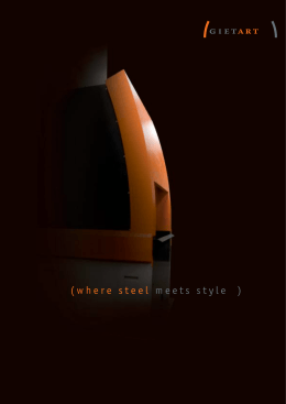 (where steel meets style )