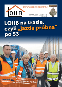 """LOIIB na trasie, czyli """"jazda próbna"""" po S3"""
