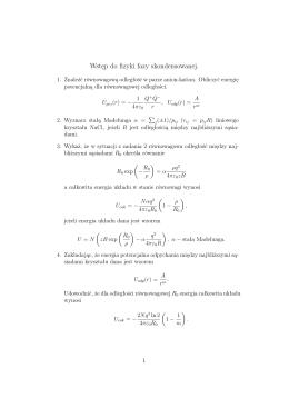 p do fizyki fazy skondensowanej