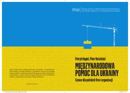 międzynarodowa pomoc dla ukrainy